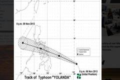 Typhoon Yolanda Update: Haiyan Now Category 5 Storm, Threatening Philippines